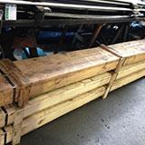 Barra de aço inox redondo retificado