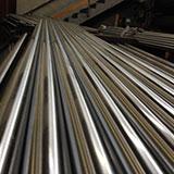 Barras redondas de aço inox